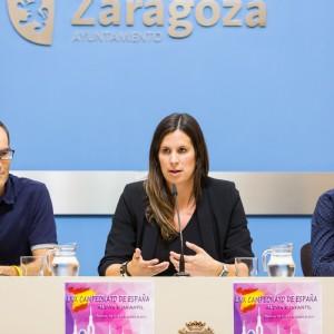 Zaragoza acoge el Campeonato de España de patinaje artístico alevín e infantil