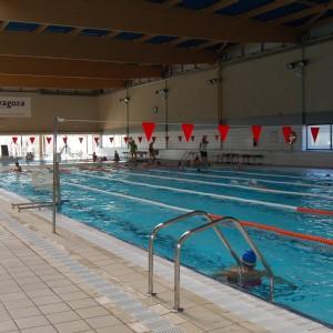 Cierre de la piscina cubierta del CDM Siglo XXI por avería