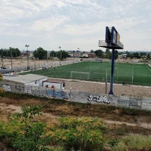 Zaragoza Deporte adjudica los contratos para construir los nuevos vestuarios de los campos de fútbol Fleta y César Láinez