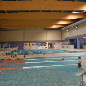 Reapertura de las piscinas del CDM Siglo XXI