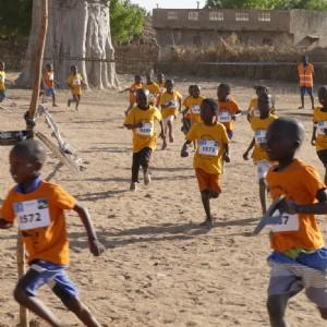La Carrera «Niños de África-Kabacoto» alcanza su quinta edición