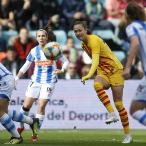 Los sindicatos y la patronal firman el histórico convenio de la Liga femenina de fútbol