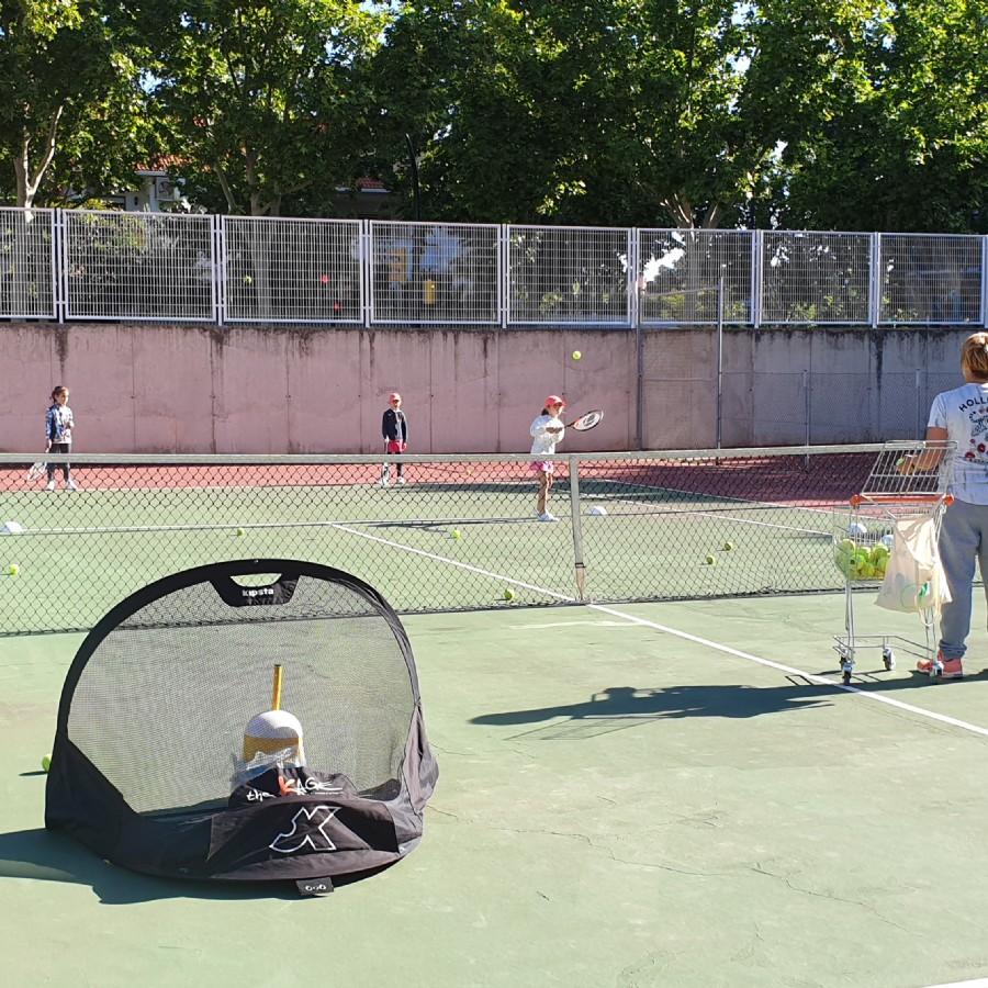 ¿Tu hijo juega al tenis?