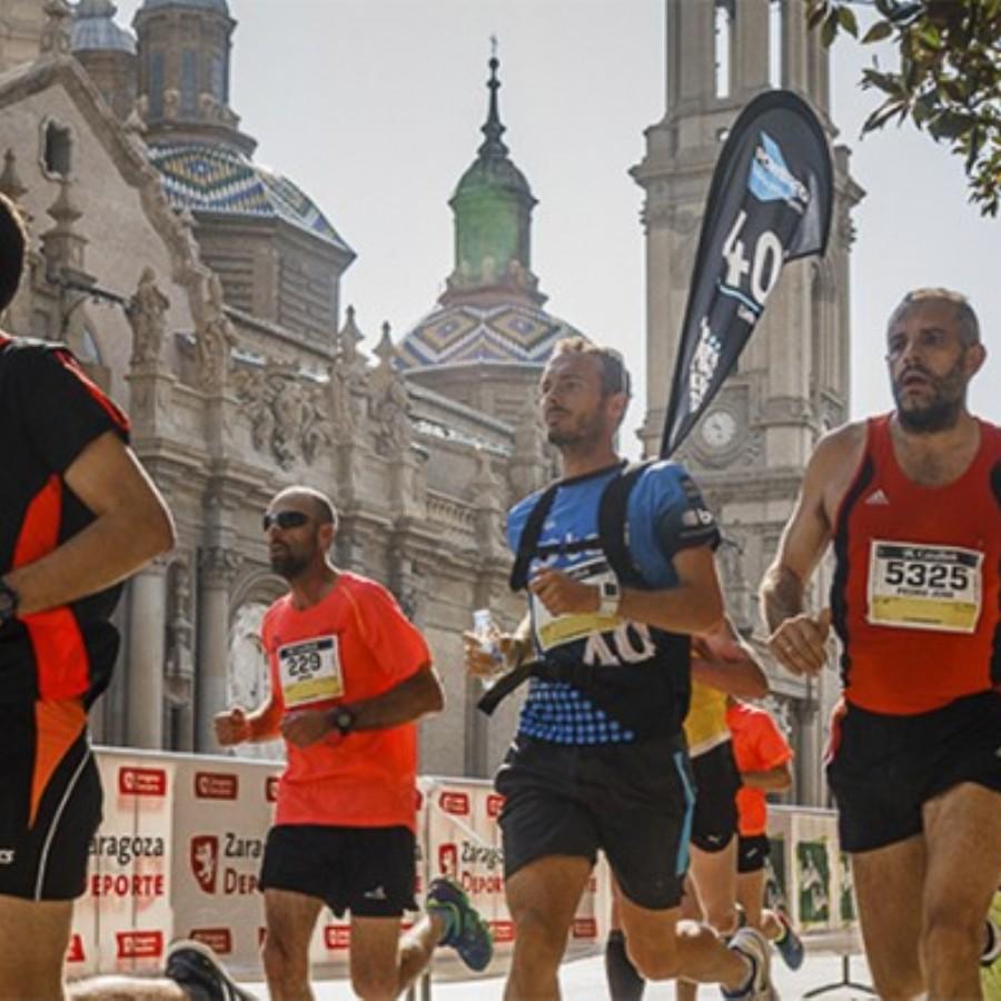 La 10k Zaragoza y la 10k Bomberos de este año se anulan y volverán en 2021