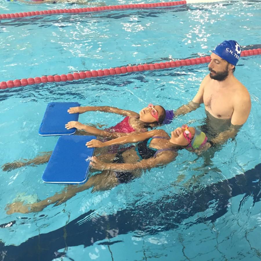 Zaragoza Deporte prorroga el contrato de los cursos de natación para poder iniciarlos cuando sea viable