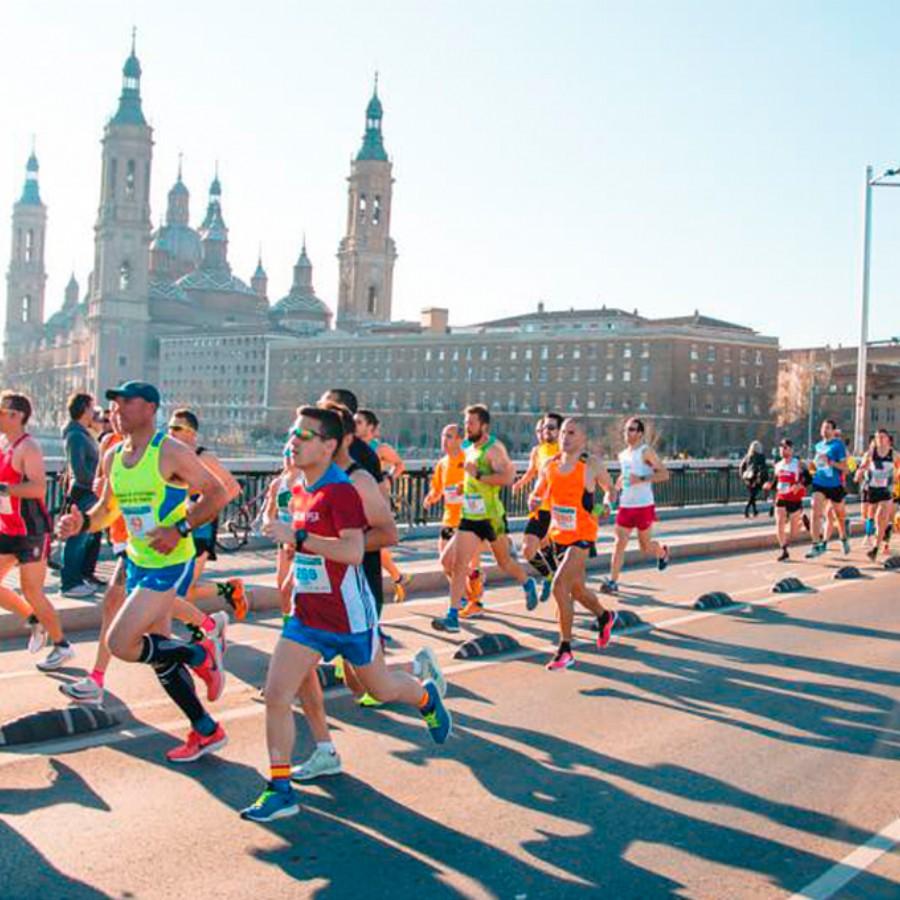 Suspensión del Maratón de Zaragoza y su 10k