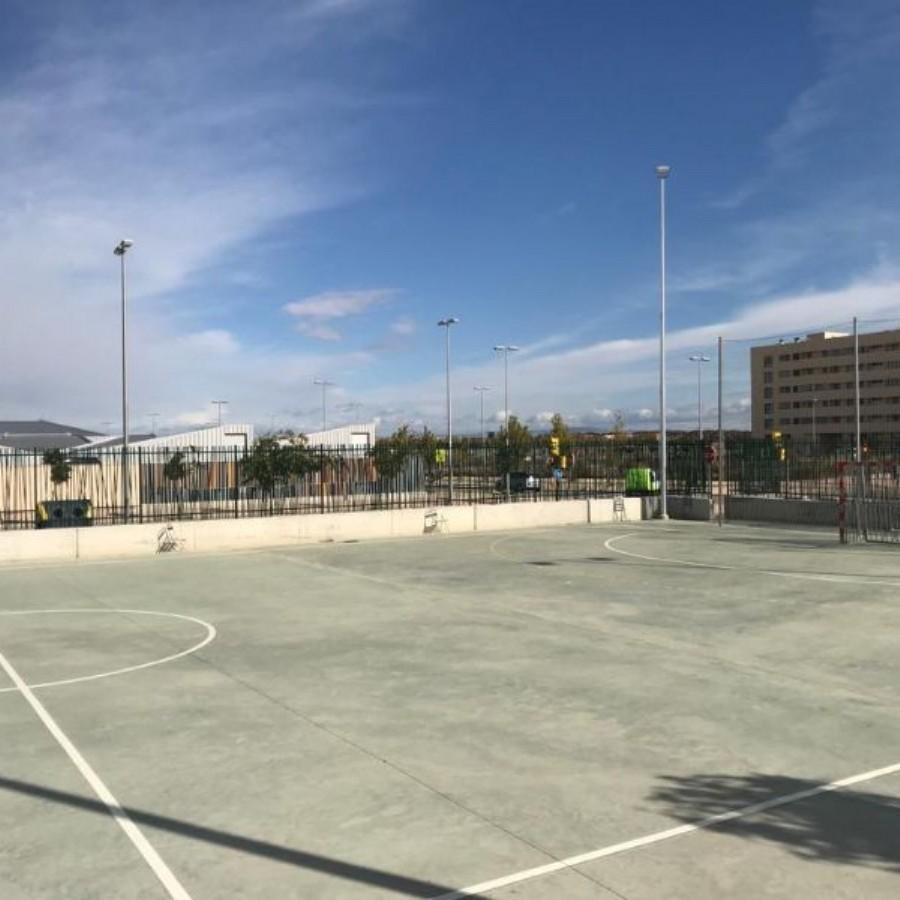 Zaragoza Deporte completa el potrero de Arcosur con un espacio para la práctica del skate