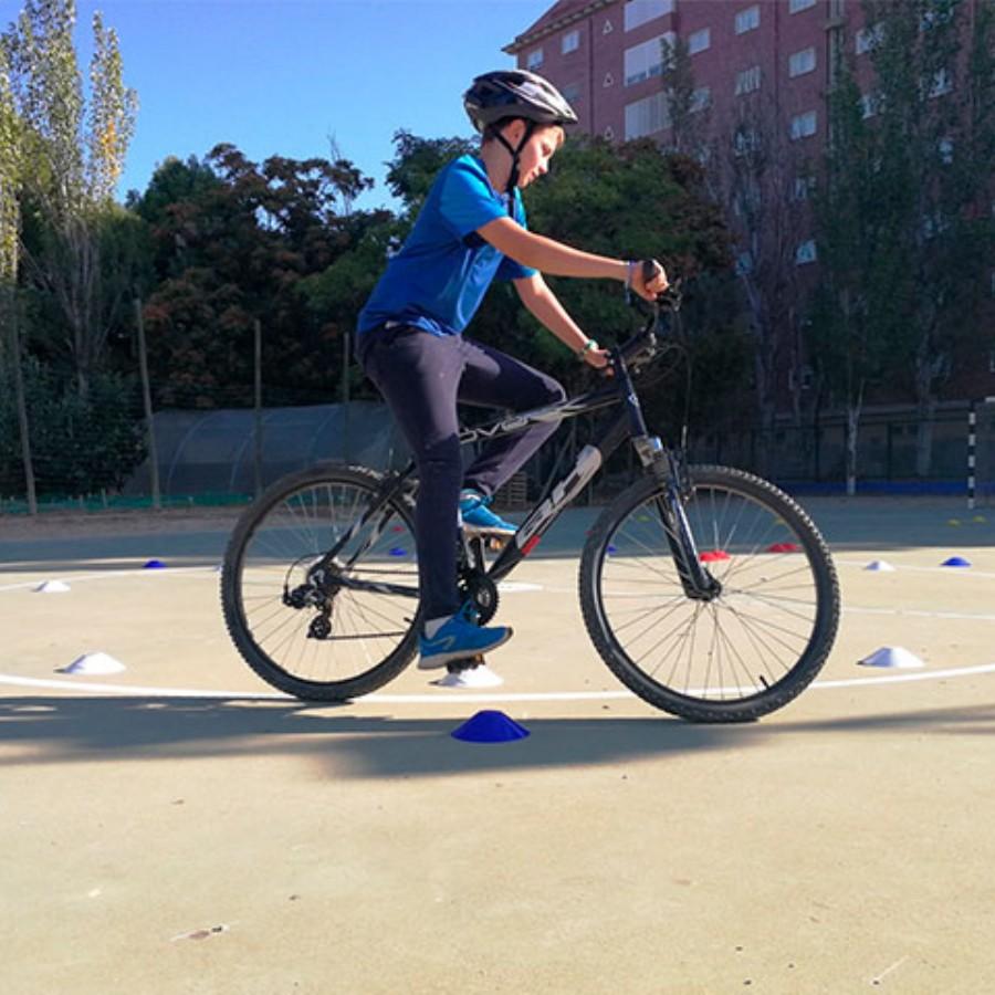 El programa municipal «La bici en el cole» registra 37 inscripciones en los dos primeros días de plazo