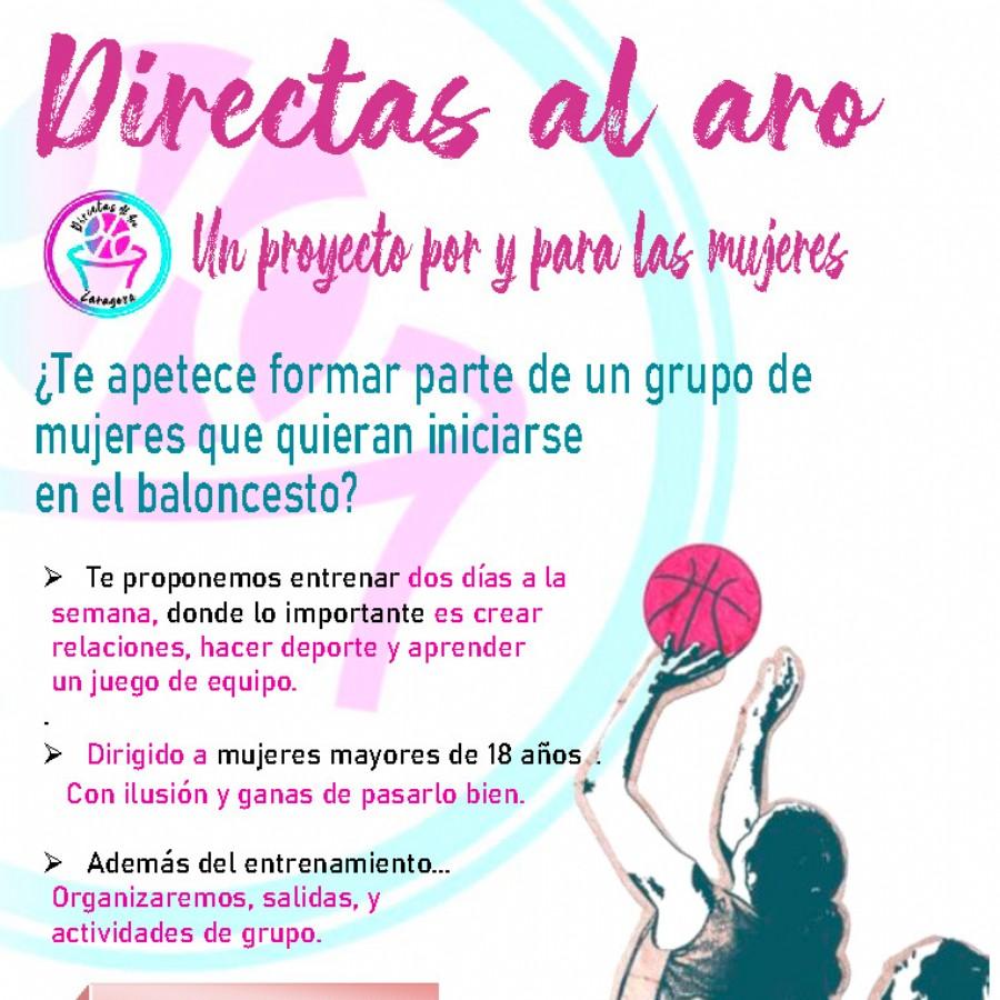 Proyecto «Directas al Aro»