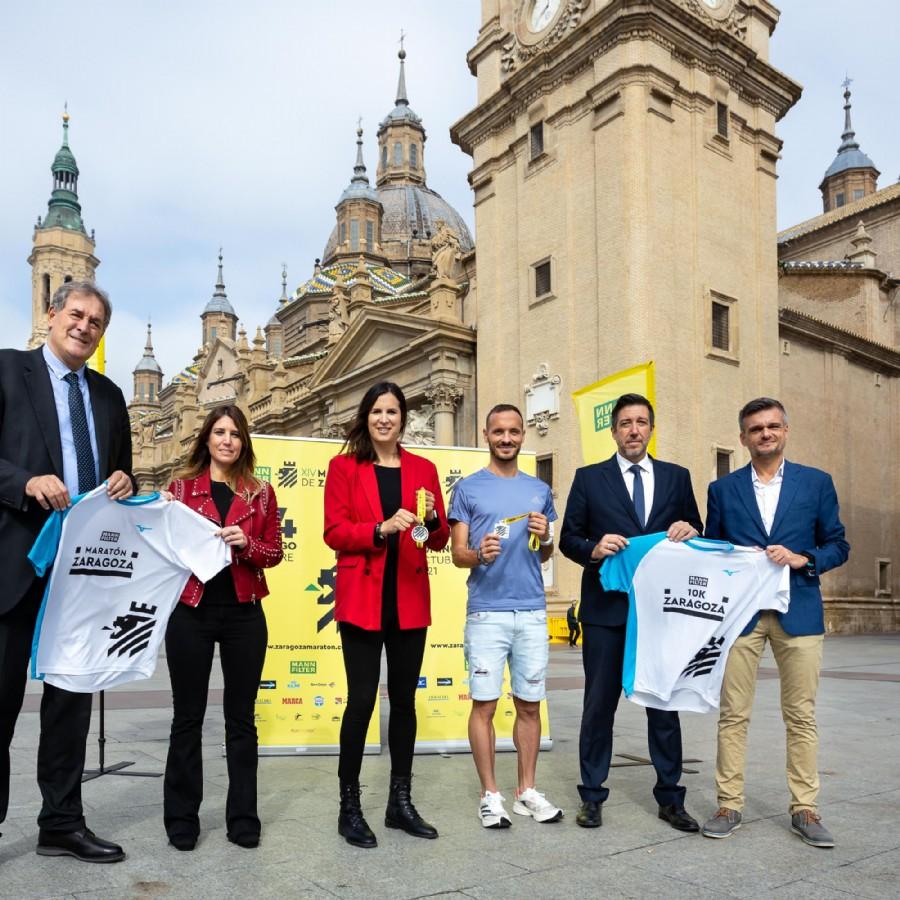 Mann Filter Maratón «Ibercaja-Ciudad de Zaragoza» regresa con un circuito renovado y cifras de récord