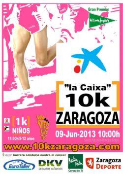 Comienza la semana la caixa 10k zaragoza gran premio el for Oficinas la caixa en zaragoza