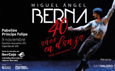 Miguel Angel Berna, 40 Años En Danza