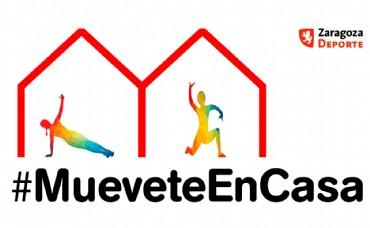 #MueveteEnCasa
