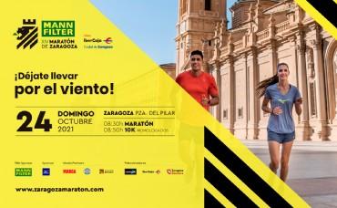Mann Filter XV Maratón «Ibercaja-Ciudad de Zaragoza» + Prueba Corta 10k