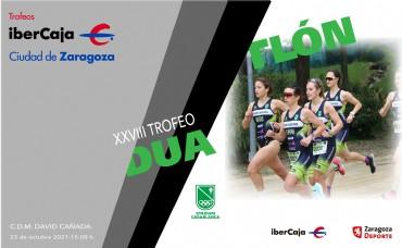 XXVIII Trofeo «Ibercaja-Ciudad de Zaragoza» de Duatlón Cros