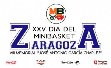 XXV Día del Minibasket 2021<br>VIII Memorial «José Antonio García Charles»
