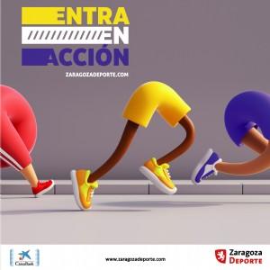Cursillos Deportivos Municipales «Entra en Acción»