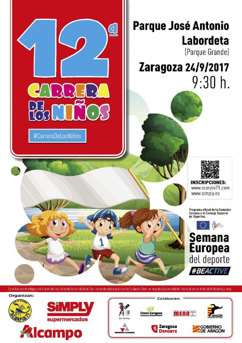 12ª Carrera de los Niños