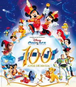 Disney On Ice �100 A�os De Magia�