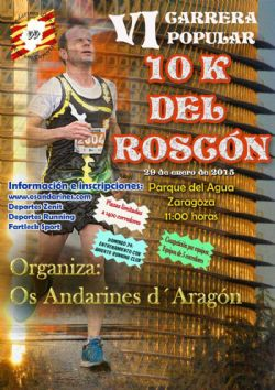 VI Carrera Popular 10k del Rosc�n
