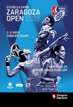 World Padel Tour - Estrella Damm Zaragoza Open 2018