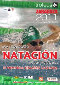 Trofeo cai ciudad de zaragoza de nataci n eventos for Oficinas cai en zaragoza