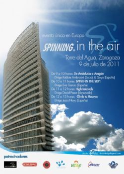 Spinning in the Air