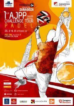 Fase Final del Trofeo «CAI-Ciudad de Zaragoza» de Pádel - AJPP Challenge Tour