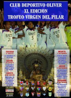 XL Torneo «Virgen del Pilar» de Fútbol - Categoría Cadete