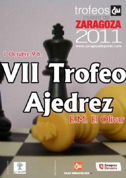 VII Trofeo «CAI-Ciudad de Zaragoza» de Ajedrez