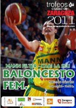 Trofeo «CAI - Ciudad de Zaragoza» de Baloncesto Femenino