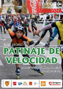 XLVI Trofeo «CAI-Ciudad de Zaragoza» de Patinaje de Velocidad