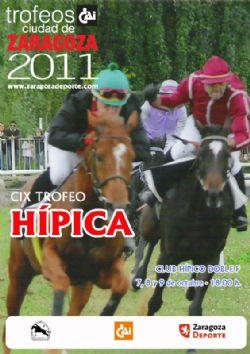 CIX Trofeo «CAI-Ciudad de Zaragoza» de Hípica