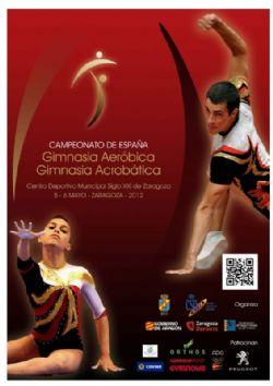 Campeonato de España de Gimnasia Aeróbica y Gimnasia Acrobática