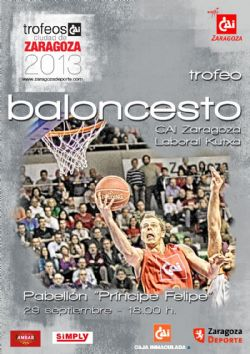 Trofeo cai ciudad de zaragoza de baloncesto masculino - Oficinas de endesa en zaragoza ...