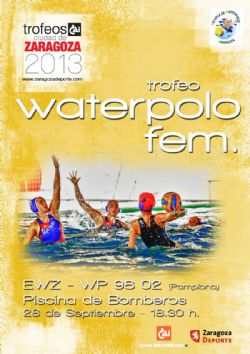 Trofeo cai ciudad de zaragoza de waterpolo femenino for Oficinas cai en zaragoza