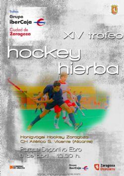Ampliar foto: XIV Trofeo «Grupo Ibercaja-Ciudad de Zaragoza» de Hockey Hierba