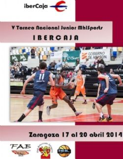 V Trofeo de Baloncesto Junior �MHL Sports - Ibercaja�