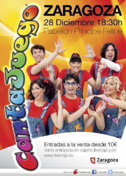 Cantajuego: Nuevo espect�culo �Diez!�