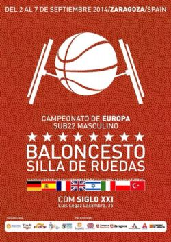 Campeonato de Europa de Selecciones Sub-22 de Baloncesto en Silla de Ruedas