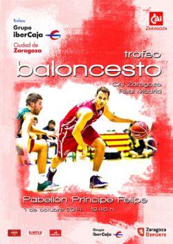 Trofeo «Grupo Ibercaja-Ciudad de Zaragoza» de Baloncesto