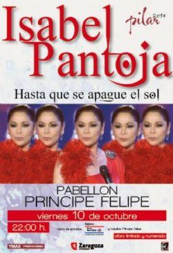Concierto de Isabel Pantoja