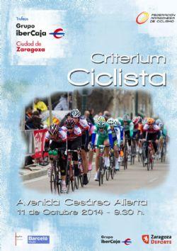 Criterium Ciclista «Grupo Ibercaja-Ciudad de Zaragoza»