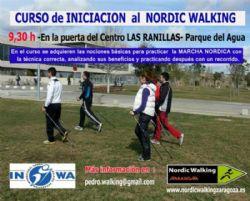Curso de Iniciación al Nordic Walking