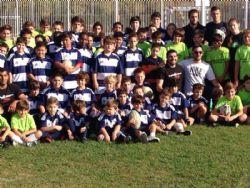 Concentraci�n de Escuelas de Rugby