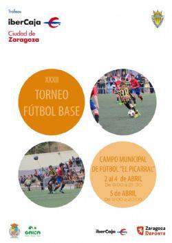 Xxxii torneo ibercaja ciudad de zaragoza de f tbol base for Ibercaja oficinas zaragoza