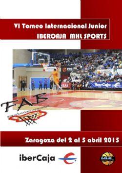 Torneo nacional de baloncesto junior ibercaja mhl sports for Ibercaja oficinas zaragoza