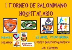 I Torneo de Balonmano Hospitalario
