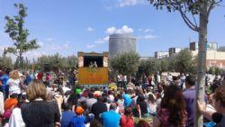 Fiesta Infantil del D�a de Arag�n en el Parque del Agua