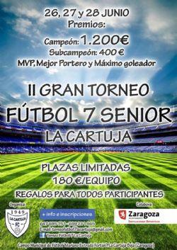 Torneo de Fútbol 7 «La Cartuja»
